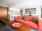 Apt CT2 - Living room