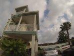 ANCHORS AWAY BEACH HOUSE -  Swimming Pool, Pet Friendly, Gulf Views.