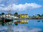 The nearby coastal village of kinvara is a beauty spot well worth a visit - great shops & cafes