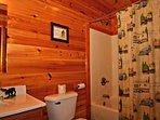 2nd Floor King-Size Bedroom Master Bathroom