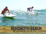 Challenge yourself- learn to surf at one of the schools