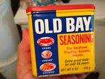 Old Bay-Traditional zesty seafood spice- especially crabs and shrimp