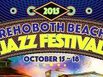 Rehoboth Jazz Festival- October-Top quality jazz musicians come here to play free in most of the pub