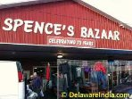 Spence's Bazaar every Tuesday and Saturday- Go there to find vintage items, deals, Amish fresh meats