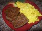 Scrapple and eggs served in all Delaware Diners