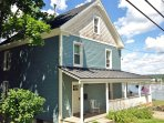 Historic 3BR Waterfront Belfast House!