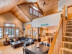 Wood Paneled Vaulted Ceilings