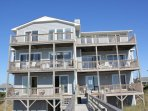 Exterior Oceanfront ~West Unit
