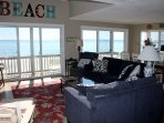 Great Room with beautiful Oceanviews