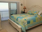 Master Bedroom with Private Bath/Access to Balcony
