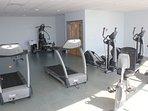 The Nautical Club Exercise Room
