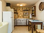 The first Residence's kitchen is totally functional and fully equipped!