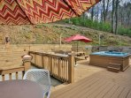expansive entertaining decks