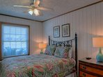 Spacious bedrooms ensure all your guests will stay in comfort!