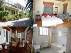 Room in a mansion, 10 minute walk to the city center. Private parking, lushious garden