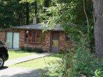 Cottage on lake Logan l