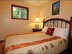 Bedroom with Cozy Queen Bed