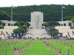 National Memorial Cemetery of the Pacific 55 min drive
