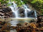 Sungai Kanching Waterfalls is a 5 minute drive away. (1.5 km)