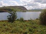Tanygrisiau Lake - take a stroll around it