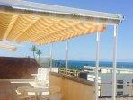 terraza de 65m con Vista Mar