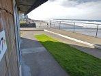 Step outside your oceanfront door
