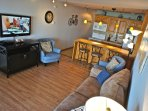 The 127 owners have completely remodeled their condo
