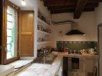 cucina attrezzzata