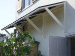 Solar powered Aircon Gardenroom