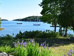 180 Degree Oceanfront Paradise, Deep Water Dock, Mooring, Private, Close to Town