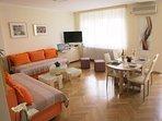 Sunny apartment in hart of Belgrade