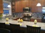 Brand new kitchen seats 8