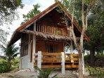 Native Bungalow with balcony