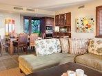 Living/Dining Room Open Floor Plan