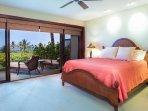 Master Bedroom Suite w/Private Lanai & Ocean View