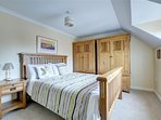Master double with en-suite shower room