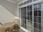 Wedgewood 222 Balcony