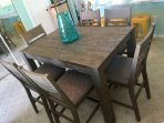 Dining Room table, seats 6