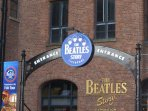 The Beatles exhibition,Liverpool