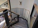 Stairway Downstairs