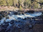 Deschutes River Trail rapids