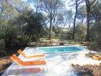 pour un séjour de détente aux portes d'Aix en Provence