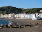 Aberystwyth - the nearest town