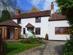 Charming village cottage