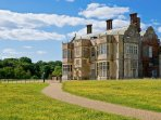 National Trust Felbrigg Hall 15 minutes away