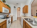 Indoors, Kitchen, Room, Microwave, Oven
