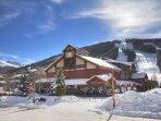Outdoors,Snow,Building,Cottage,Hut