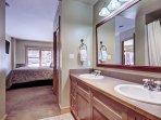 Indoors,Room,Bedroom,Sink,Hardwood