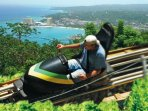 Rainforest Bobsled Jamaica at Mystic Mountain, Ocho Rios – 37mins