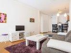 Apartment Smart - living room area